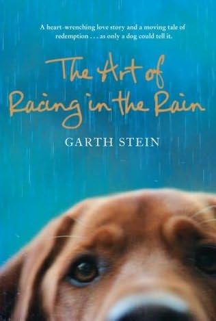 art of racing in the rain Seattle author garth stein has a new distinction to add to his resume: his best  selling book the art of racing in the rain has been banned by.