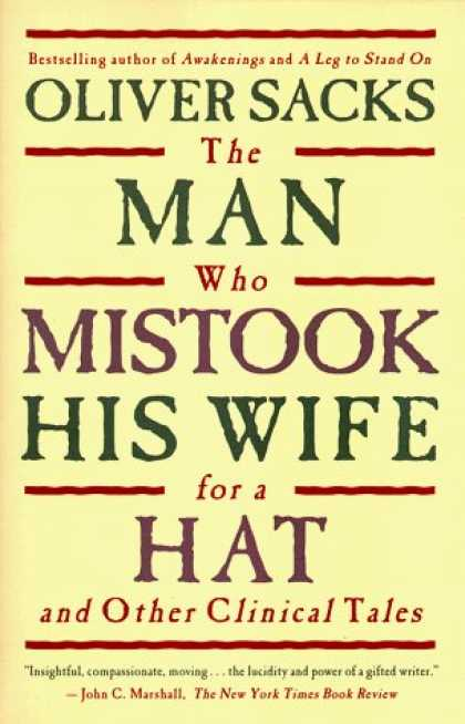 mistook wife hat